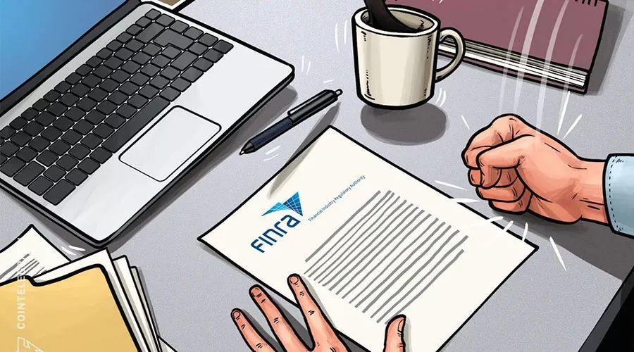 FINRA指控经纪人欺诈交易未注册的加密货币-区块链池塘