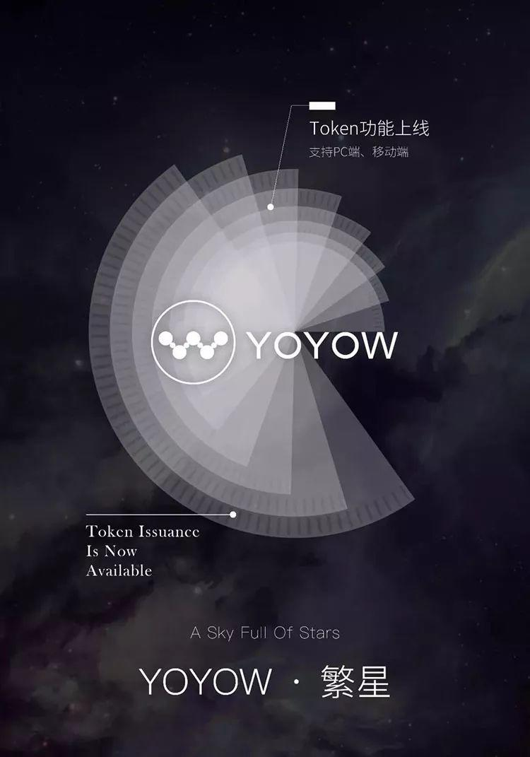 "YOYOW最新版本""繁星""发布"